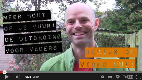 praktijkvader meer hout op je vuur video
