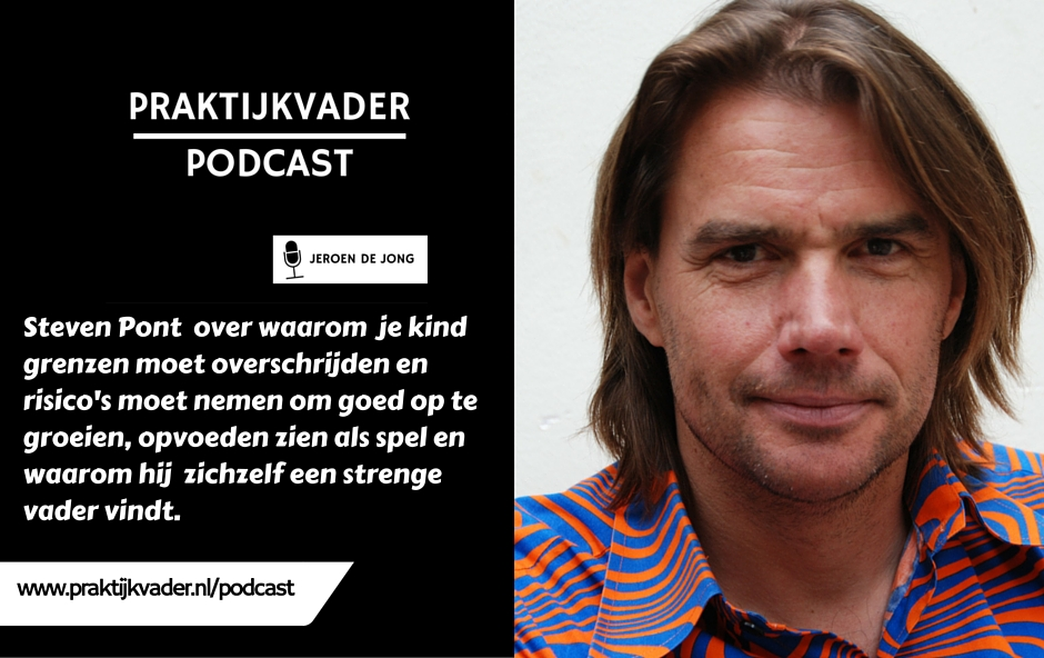 praktijkvader steven pont podcast interview jeroen de jong