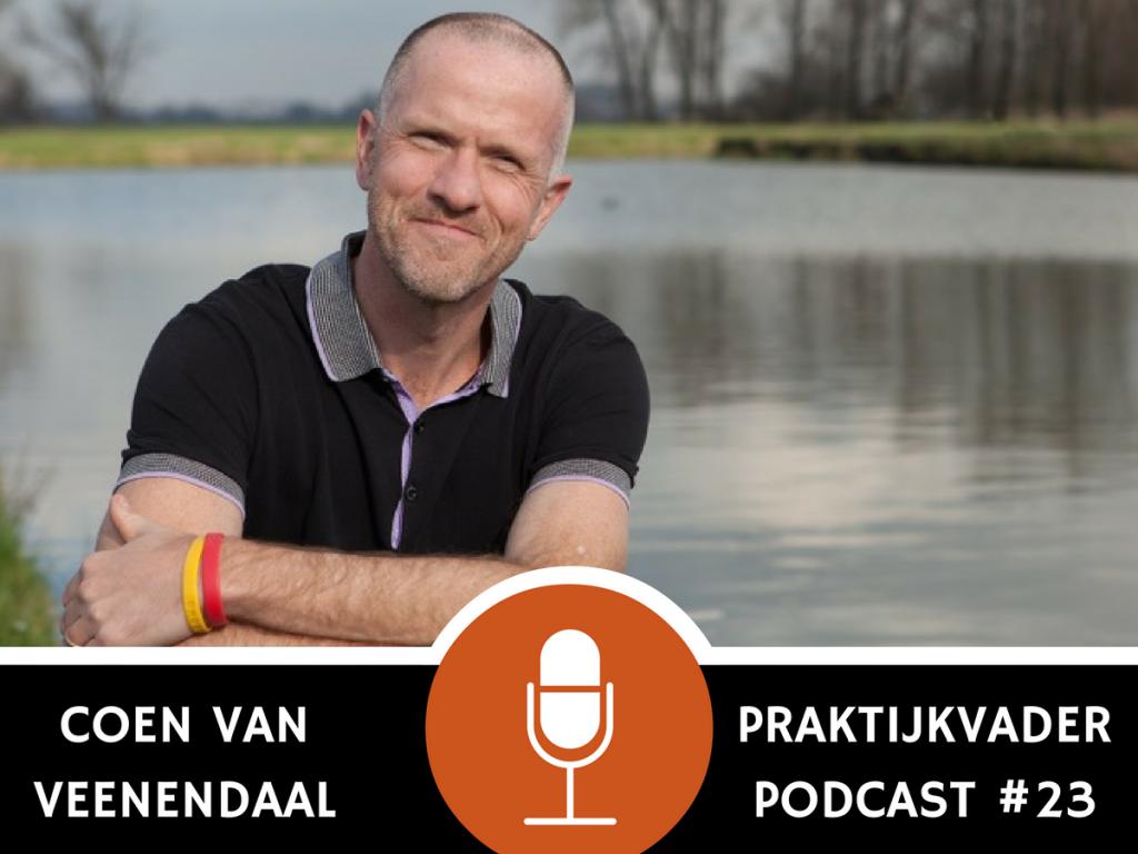 Praktijkvader Podcast Coen van Veenendaal vader vaderschap