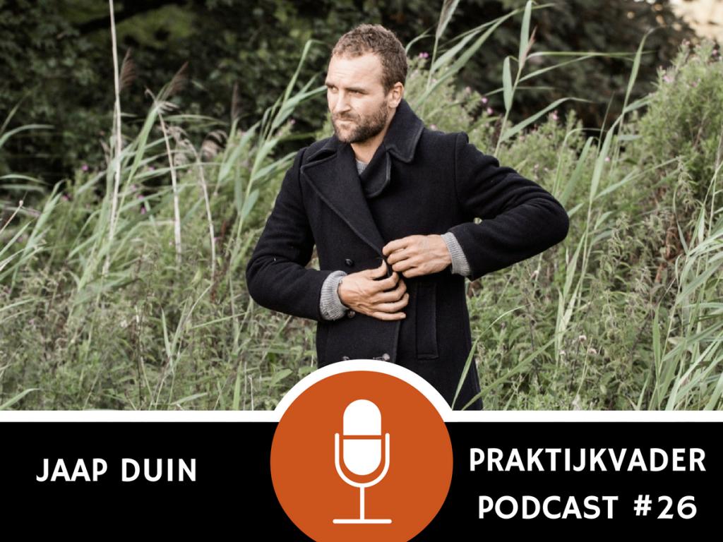 praktijkvader jaap duin podcast interview jeroen de jong