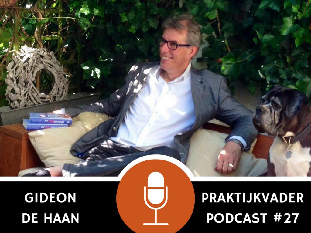 praktijkvader podcast gideon de haan jeroen de jong interview