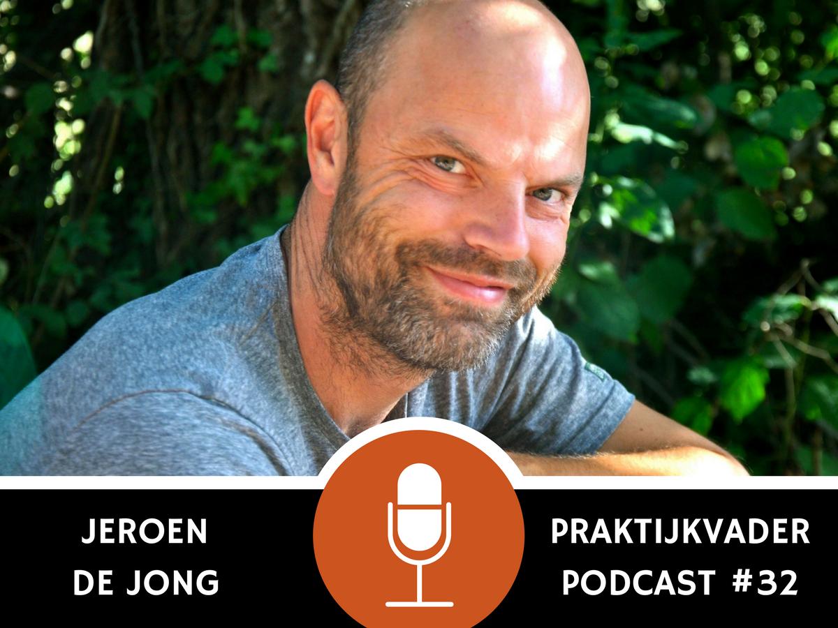 praktijkvader podcast interview jeroen de jong