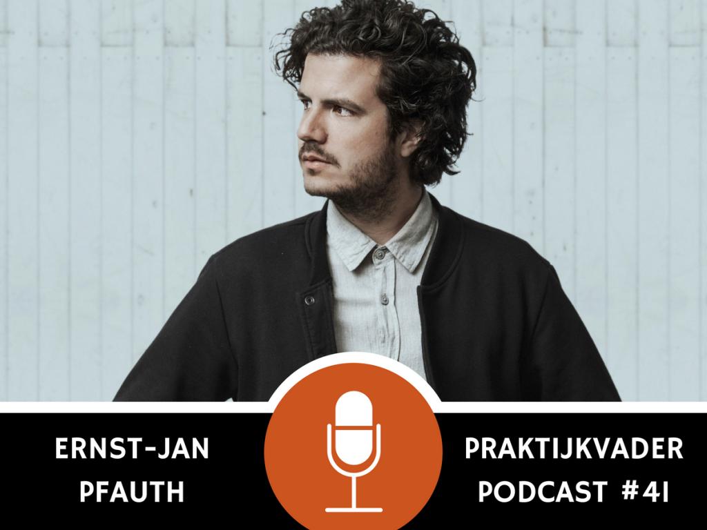 praktijkvader podcast ernst jan pfauth interview dankboek correspondent