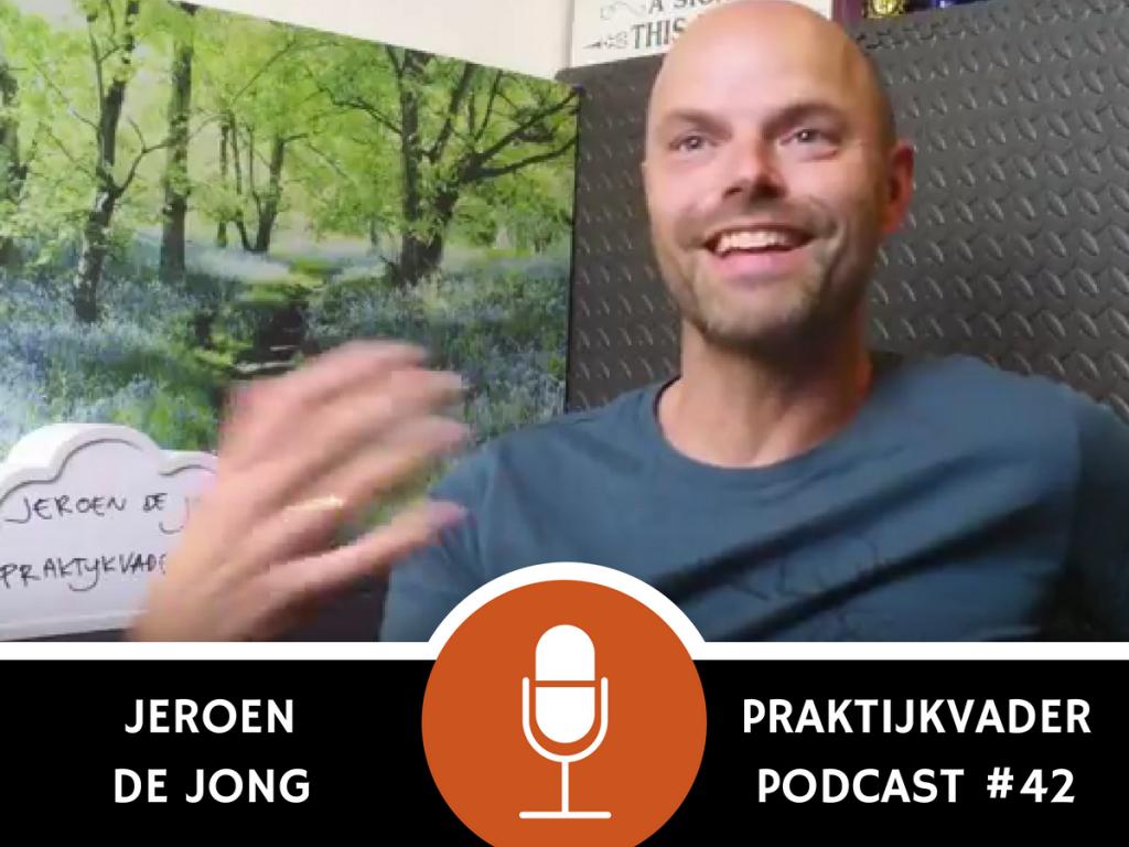 praktijkvader podcast jeroen de jong interview opvoeden