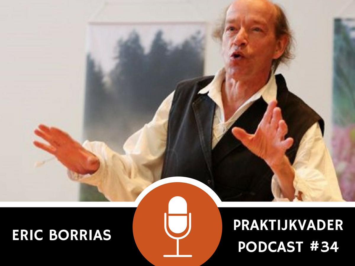 praktijkvader podcast eric borrias verhalenverteller jeroen de jong