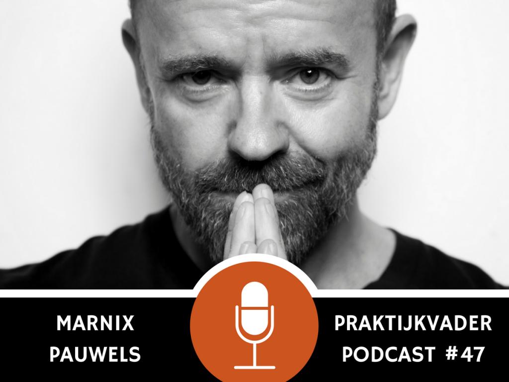 praktijkvader podcast marnix pauwels vaderschap interview jeroen de jong