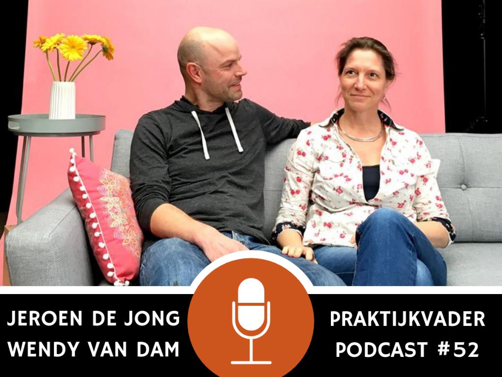 praktijkvader podcast liever de liefde relaties interview jeroen de jong wendy van dam