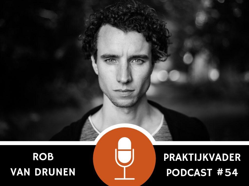 praktijkvader podcast rob van drunen jeroen de jong mannenkracht interview