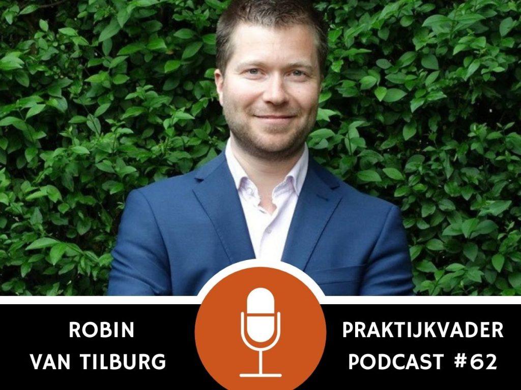 praktijkvader podcast interview robin van tilburg kickstart je vaderschap