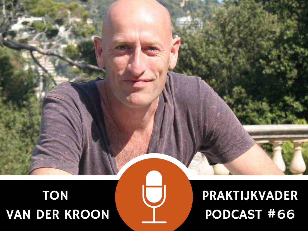 praktijkvader podcast ton van der kroon interview terugkeer van de koning jeroen de jong